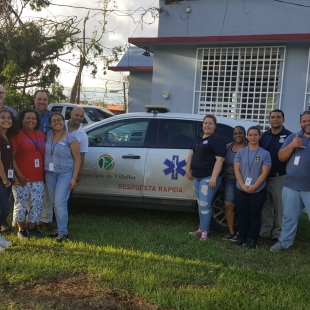 United we serve Puerto Rico